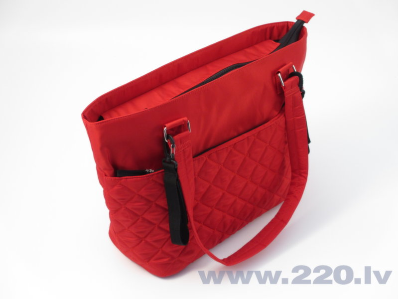 Rokassoma Summer Infant Quilted Red