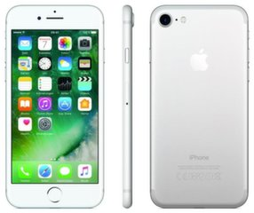 Apple iPhone 7 32GB, Sudraba cena un informācija | Mobilie telefoni | 220.lv