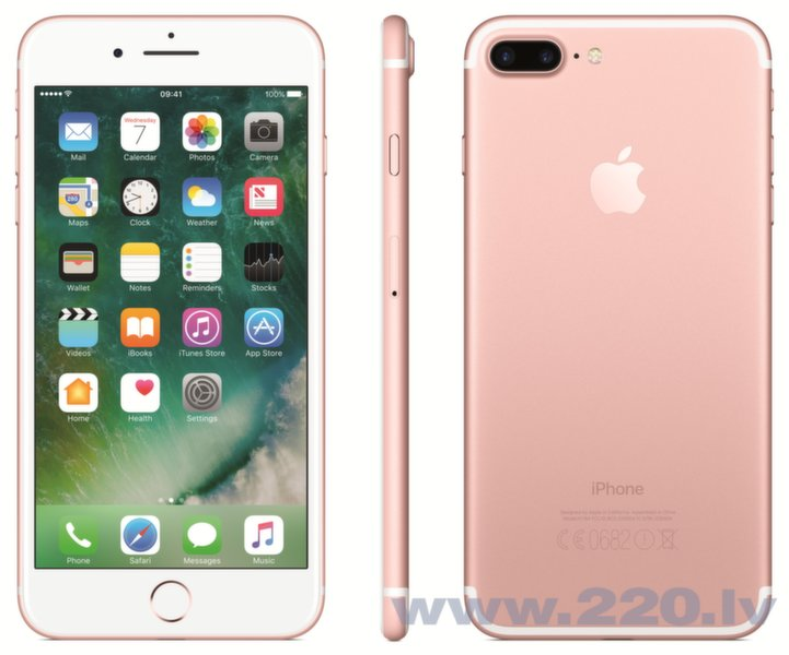 Apple iPhone 7 Plus 32GB LTE Rose Gold