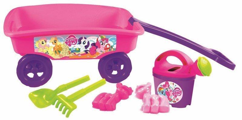 Ratiņi ar smilšu rotaļlietām My Little Pony, 11181