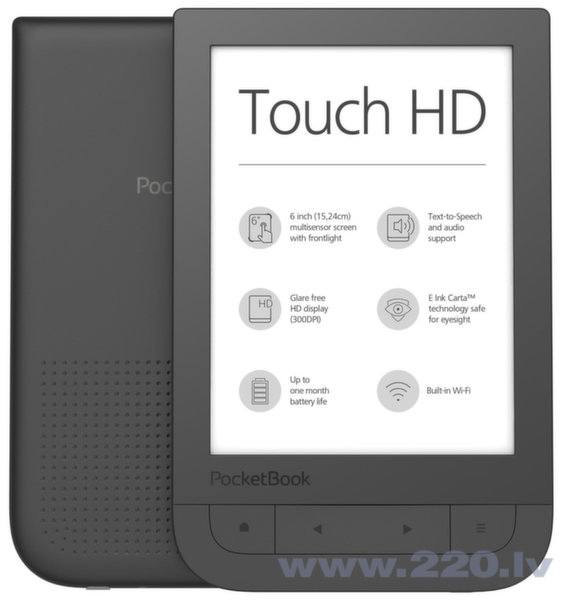 PocketBook Touch HD Черная