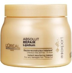Маска для поврежденных волос L'Oreal Professionnel Paris Serie Expert Absolut Repair Lipidium 500 мл