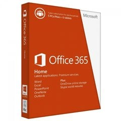 Microsoft Office 365 Home ENG