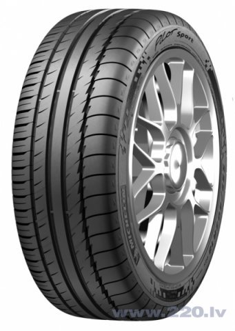 Michelin PILOT SPORT PS2 295/30R19 100 Y N2