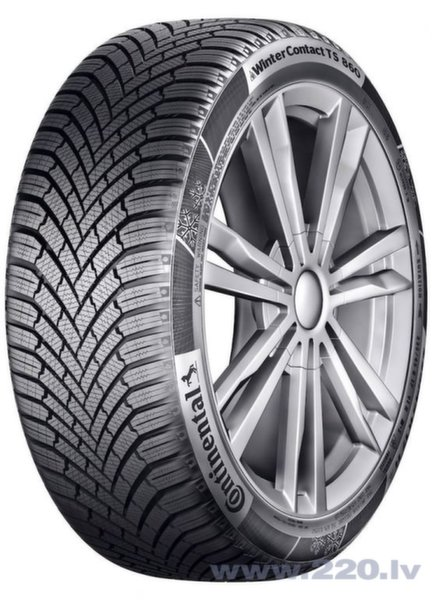 Continental ContiWinterContact TS 860 185/65R15 92 T XL