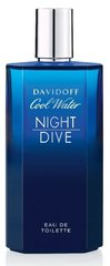 Туалетная вода Davidoff Cool Water Night Dive edt 75 мл