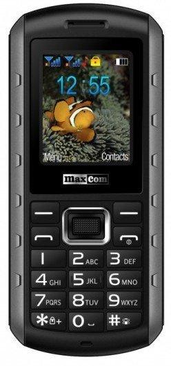 MAXCOM MM901 Dual Grey/Black ENG