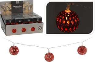 Рождественская гирлянда, 10 LED