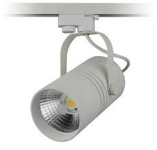 LED lampa, balta, 25W