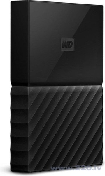 "WD My Passport 2.5"" 4TB USB 3.0 Black"