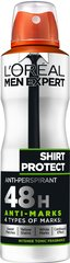Dezodorants L'Oreal Paris Men Expert Shirt Protect 150 ml