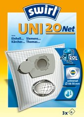 Swirl Uni 20/Net, 3 gab.