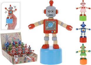 Koka robots, 13,5 cm, 1 gab.