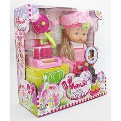Кукла с принадлежностями Nena Chef Bambolina, BD1351WSLV (LV)
