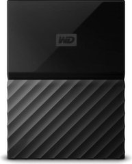 "WD My Passport 2.5"" 1 TB, USB 3.0, черный"