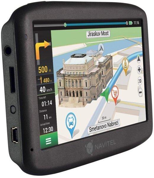Auto GPS navigācija Navitel F300