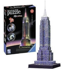 3D пазл Ravensburger Empire State Building, 125661