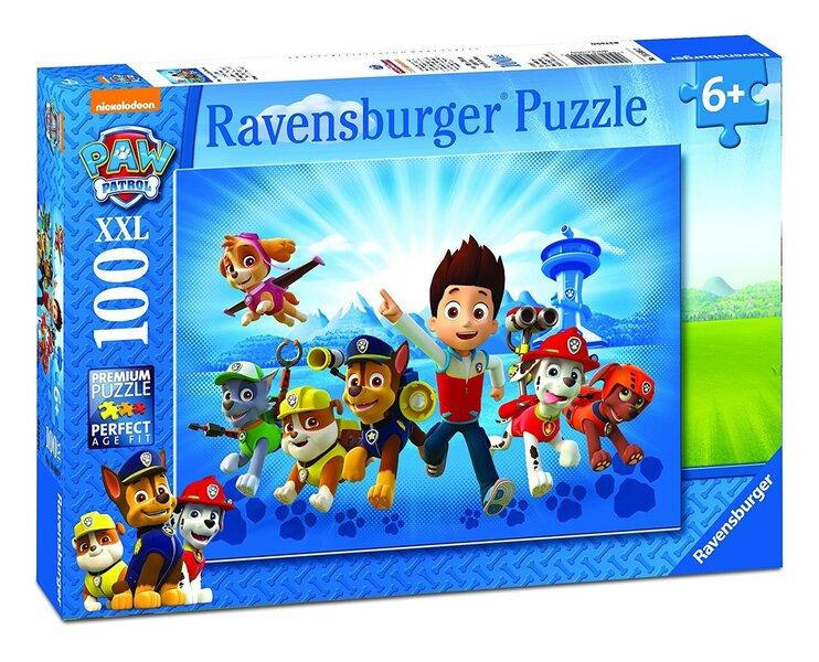 Пазл Ravensburger Paw Patrol, 108992