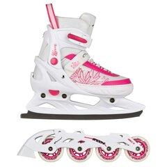 Skrituļslidas-slidas Spokey Snooki, rozā