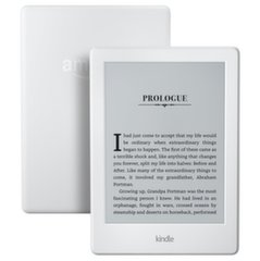 Amazon Kindle 8 Touch WiFi 6'', Balts