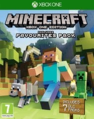 Minecraft Favourites Pack, Xbox One