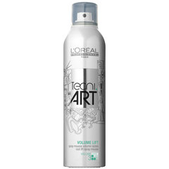 Putas matu apjomam L'Oreal Paris Tecni Art Volume Lift 250 ml