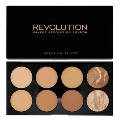 Контурная палитра Makeup Revolution London Ultra Bronze 13 г цена и информация | Пудры, бронзаторы, румяна | 220.lv