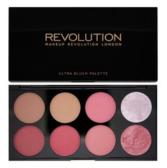 Палитра румян Makeup Revolution London Ultra Blush 13 г цена и информация | Пудры, бронзаторы, румяна | 220.lv