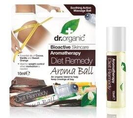 Шариковая бутылочка ароматерапии Dr.Organic Diet Remedy 10 мл