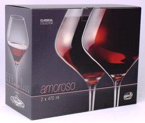 Bohemia бокалы для вина Amoroso, 2 шт.