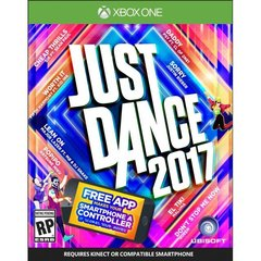 Spēle Just Dance 2017 (Xbox One)
