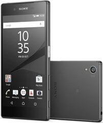 Sony E6603 Xperia Z5 LTE Black cena un informācija | Mobilie telefoni | 220.lv