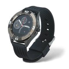 Forever SW-100 смарт часы с монитором сердечного ритма и функцией звонка, Bluetooth (Чёрный) цена и информация | Смарт часы и спортивные браслеты | 220.lv