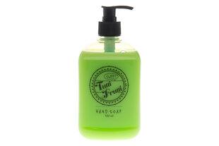 Šķidrās roku ziepes Hand Soap (Tutti-Frutti) 500 ml cena un informācija | Šķidrās roku ziepes Hand Soap (Tutti-Frutti) 500 ml | 220.lv