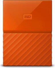 WD My Passport 2.5'' 3TB USB 3.0 Orange
