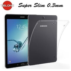 Telone Ultra Slim 0.3mm Back Case Samsung Galaxy Tab S2 Wifi T710/T715 8.0 супер тонкий чехол, прозрачный