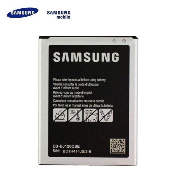 Samsung EB-BJ120CBE Oriģināls Akumulators J120H Galaxy J1 (2016) Li-Ion 2050mAh (OEM)