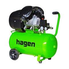 Воздушный компрессор HAGEN TTDC50LV 50 л