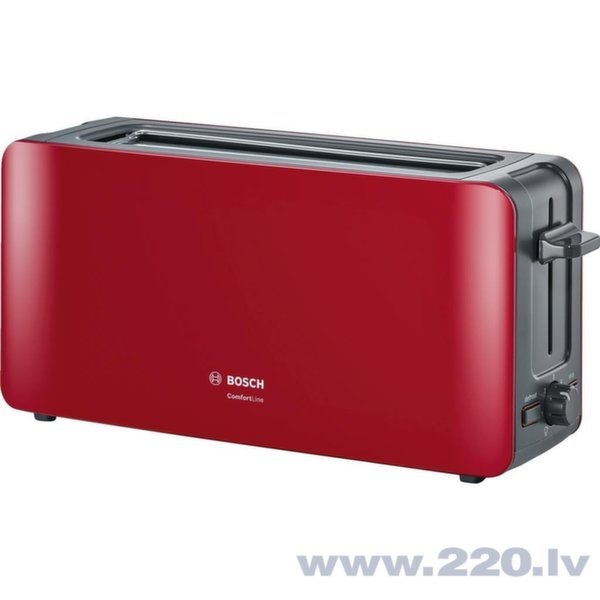 Toaster Bosch TAT6A004 | red