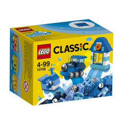 10706 LEGO® Classic Blue Creativity Box Коробка