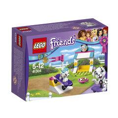 Konstruktors LEGO® Friends Puppy Treats & Tricks 41304 cena un informācija | LEGO | 220.lv