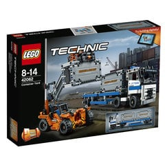 42062 LEGO® Technic Container Yard Контейнерный терминал