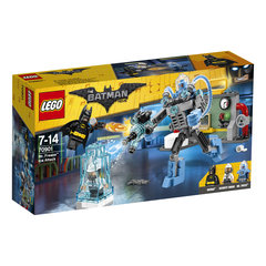 Konstruktors LEGO® BATMAN MOVIE Mr. Freeze Ice Attack 70901 cena un informācija | LEGO | 220.lv