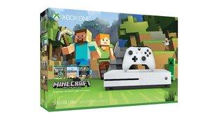 Microsoft Xbox One Slim 500GB + Minecraft