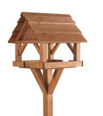 Koka putnu barotava cena un informācija | Putnu būri un barotavas | 220.lv
