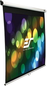 Projektora sienas ekrāns EliteScreens M84, 170 x 127 cm (4:3)