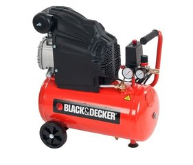 Gaisa kompresors Black & Decker 24L
