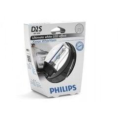 Philips Xenon D2S WHITE VISION 6000k