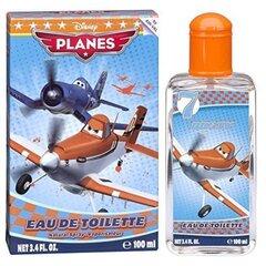 Tualetes ūdens Disney Planes edt 100 ml cena un informācija | Bērnu smaržas | 220.lv