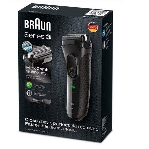 Braun 3000